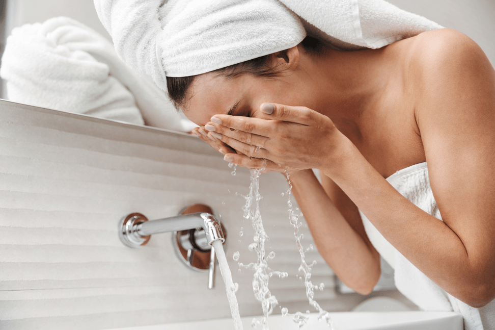 Common Mistakes Made When Washing Your Face